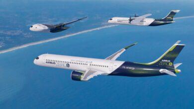 Photo of Airbus onthult emissievrije conceptvliegtuigen