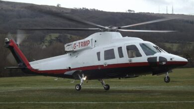 Photo of Oude helikopter van president Trump te koop
