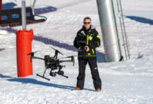 Photo of Skigebied Val Thorens zet drone in bij reddingsoperaties