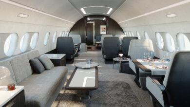 Photo of Een impressie van de nieuwe business-variant van de A220 | Video