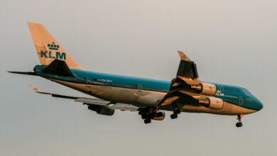 Photo of Laatste landing van een KLM 747 op Schiphol | Video