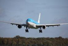 Photo of Foto's: eerste KLM-toestellen landen op Eelde