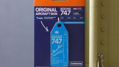 Photo of KLM B747: een stukje van de PH-BFF te koop bij UP!