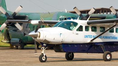 Photo of Jos vloog humanitair hulptransport voor Luchtvaart Zonder Grenzen | Interview