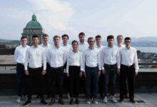 Photo of Zwitserse studenten bouwen elektrische vierzitter