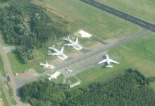 Photo of Lufthansa wil in Twente opgeslagen 747's in de VS laten ontmantelen